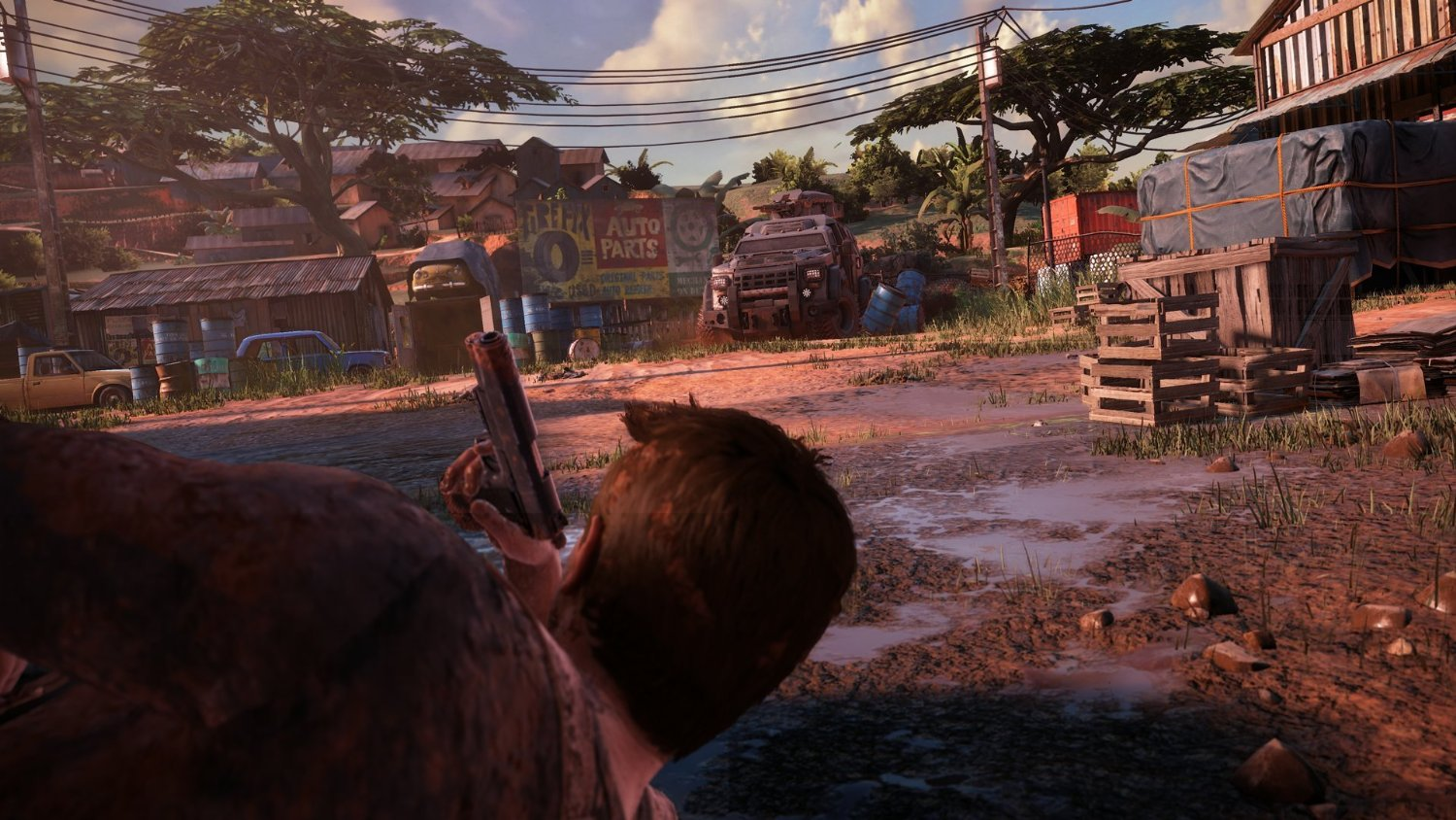 Uncharted 4: A Thief's End pro Playstation 4