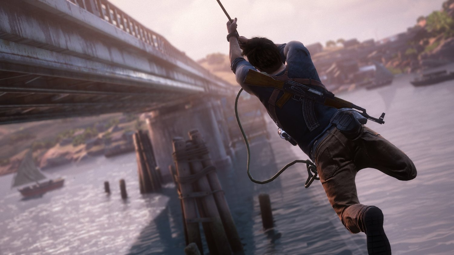 Uncharted 4: A Thief's End pro PS4