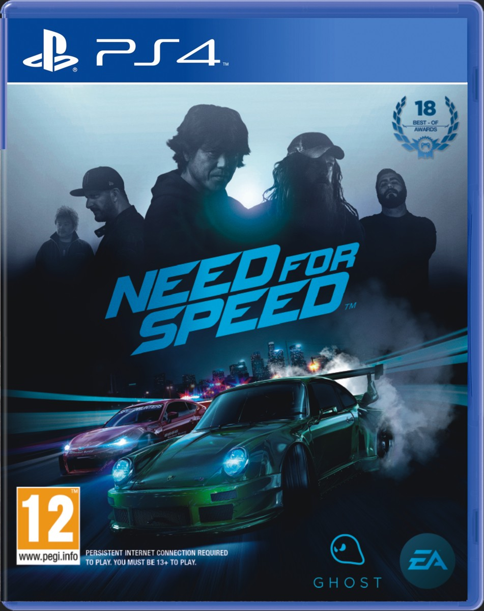 NEED FOR SPEED (2016) - PS4