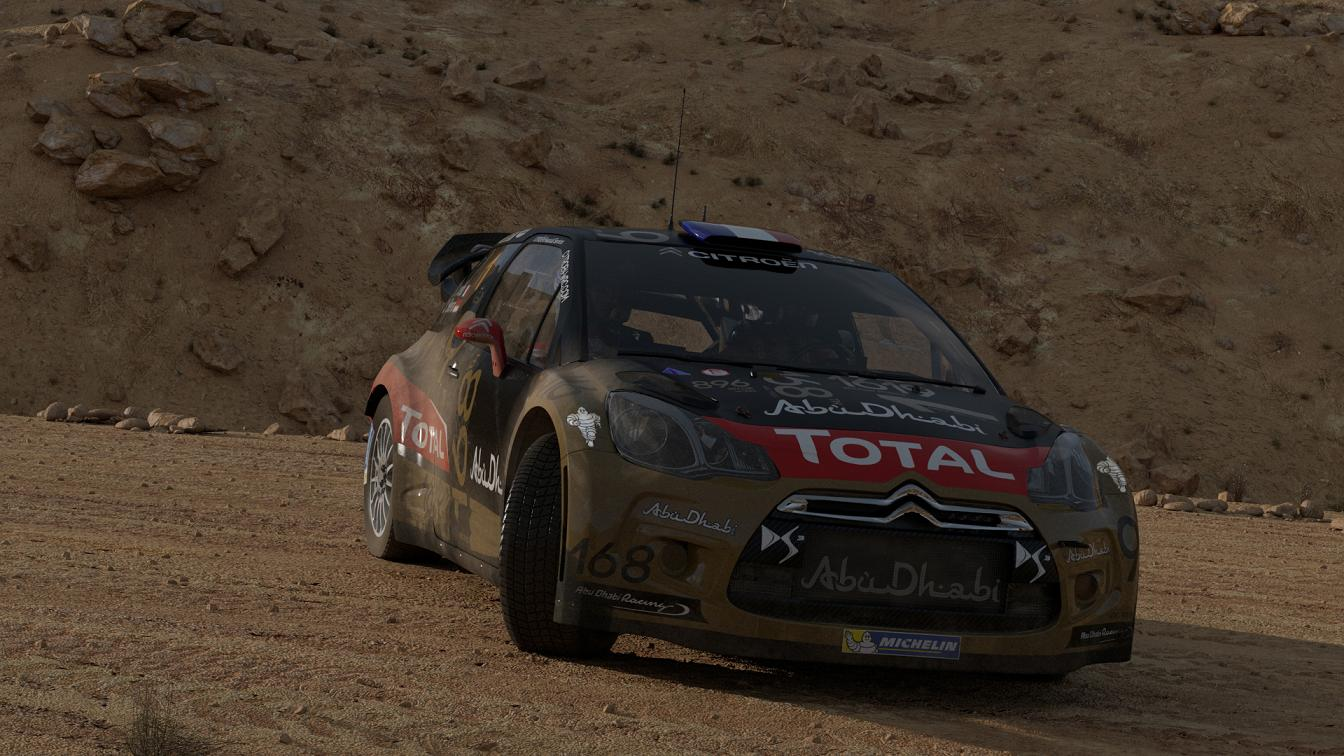 SONY PlayStation 4 - Sébastien Loeb Rally Evo