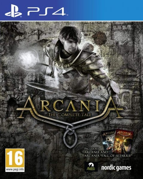 detail ARCANIA: THE COMPLETE TALE - PS4