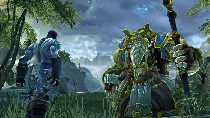 detail Darksiders 2 Deathinitive Edition - PS4
