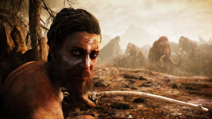 detail Far Cry Primal CZ - PS4