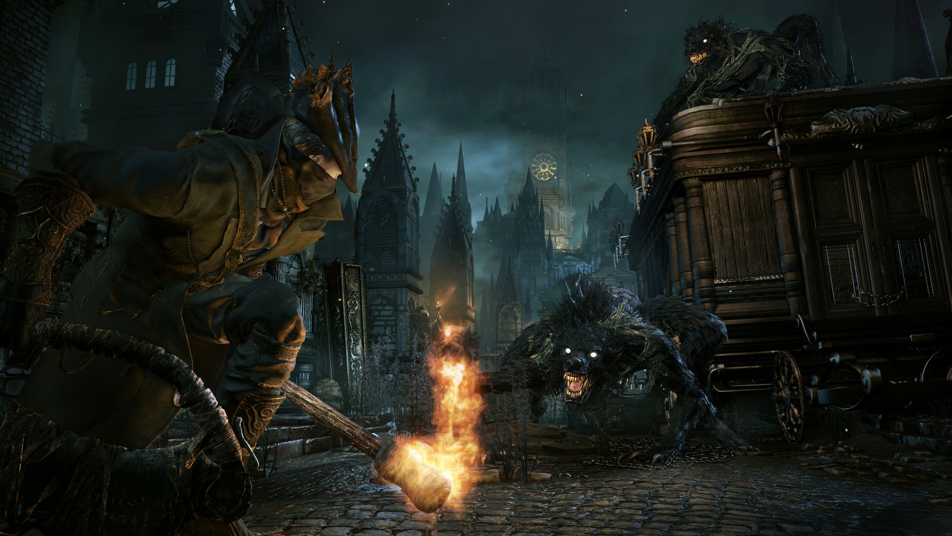 SONY PlayStation 4 - Bloodborne - GOTY