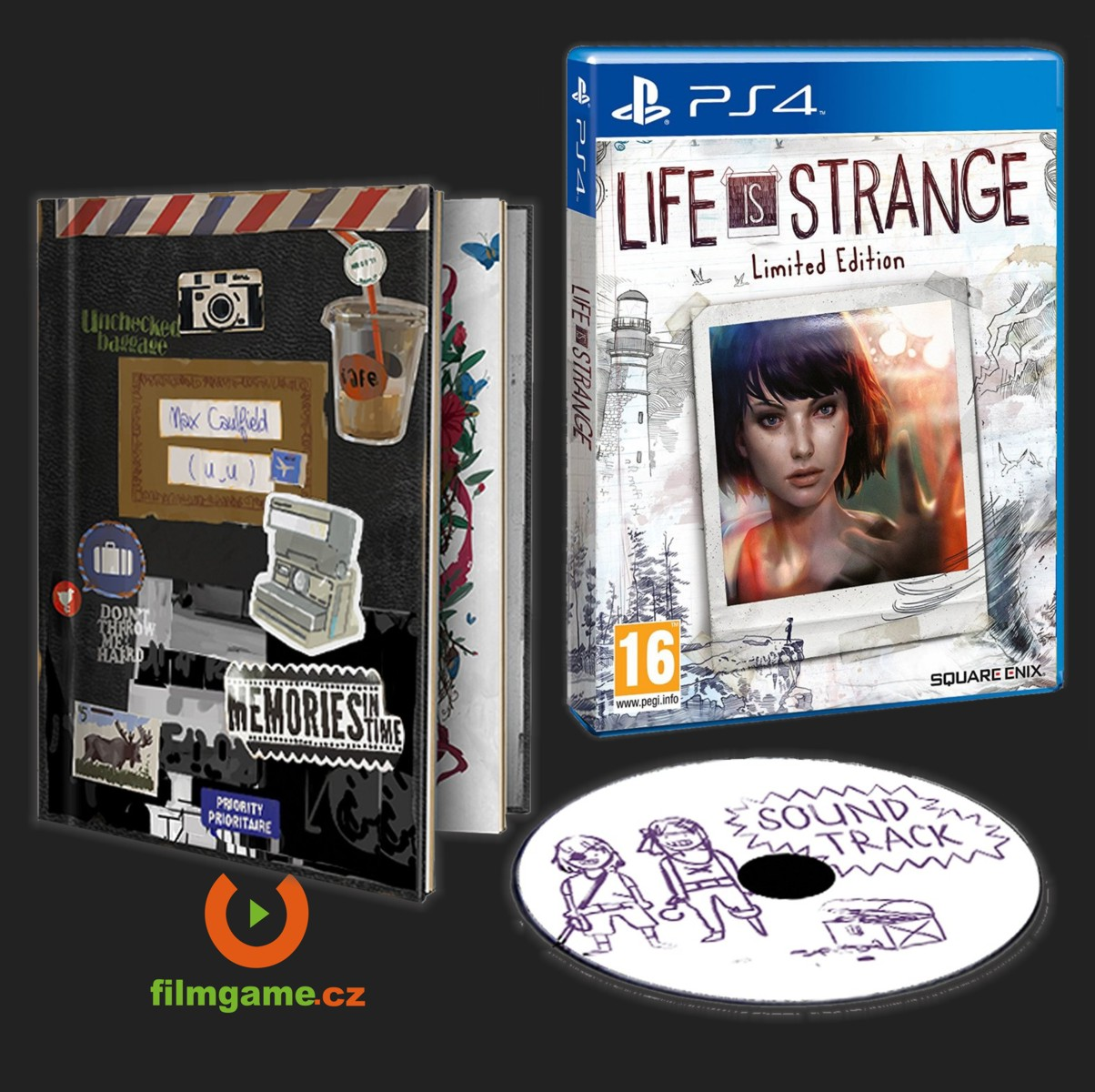 LIFE IS STRANGE LIMITED EDITION - PS4