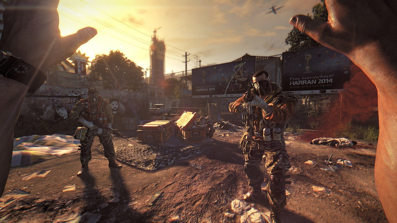 Dying Light The Following: Enhanced Edition pro PS4