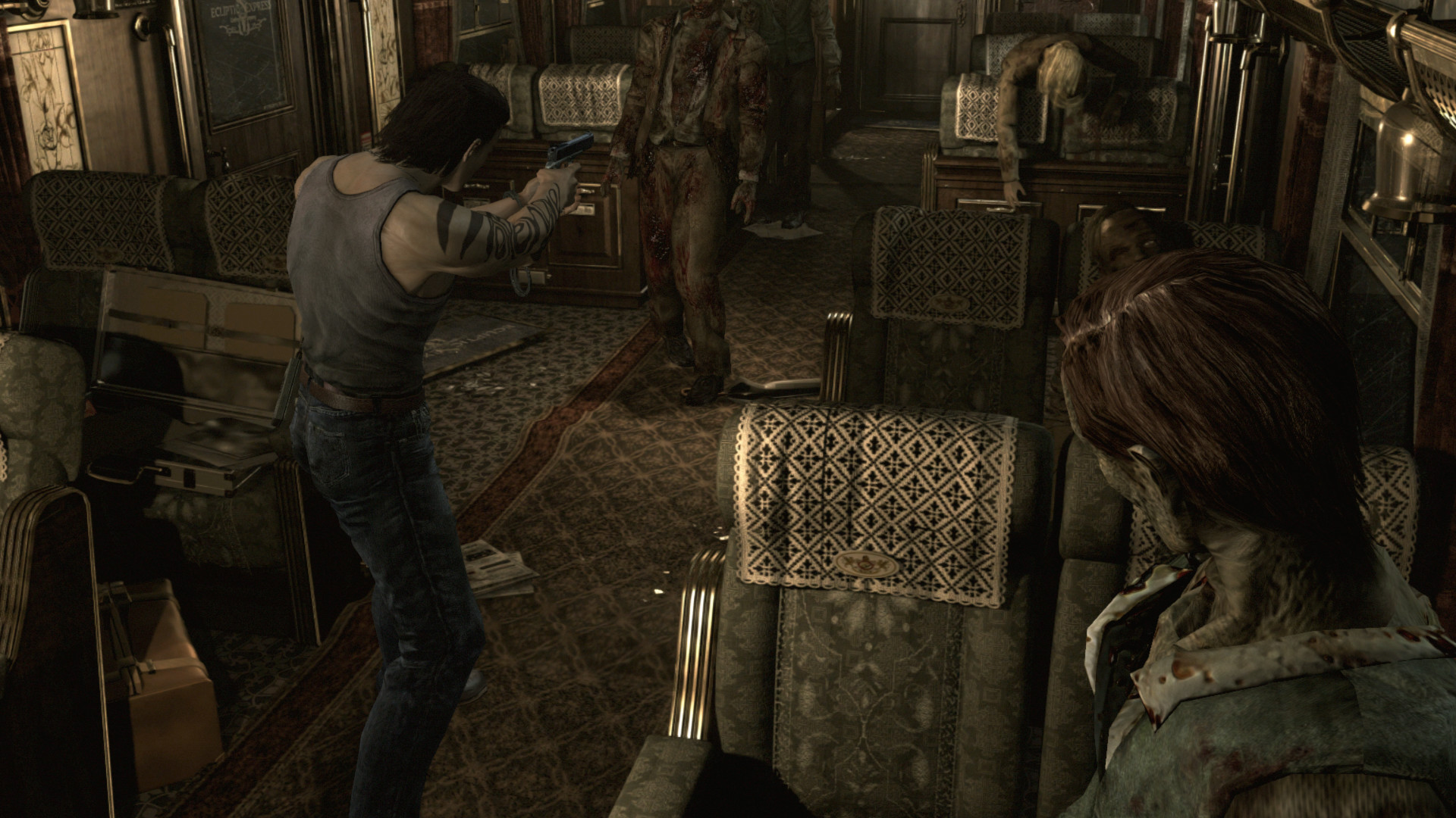 Resident Evil Origins Collection pro PS4