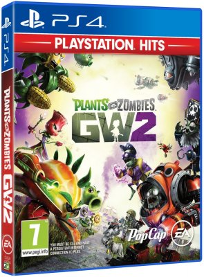 PLANTS VS. ZOMBIES: GARDEN WARFARE 2 PLAYSTATION HITS - PS4