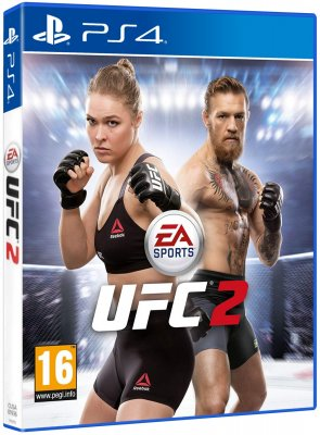 EA Sports UFC 2 (Playstation Hits) - PS4