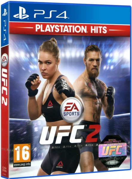 detail EA Sports UFC 2 (Playstation Hits) - PS4