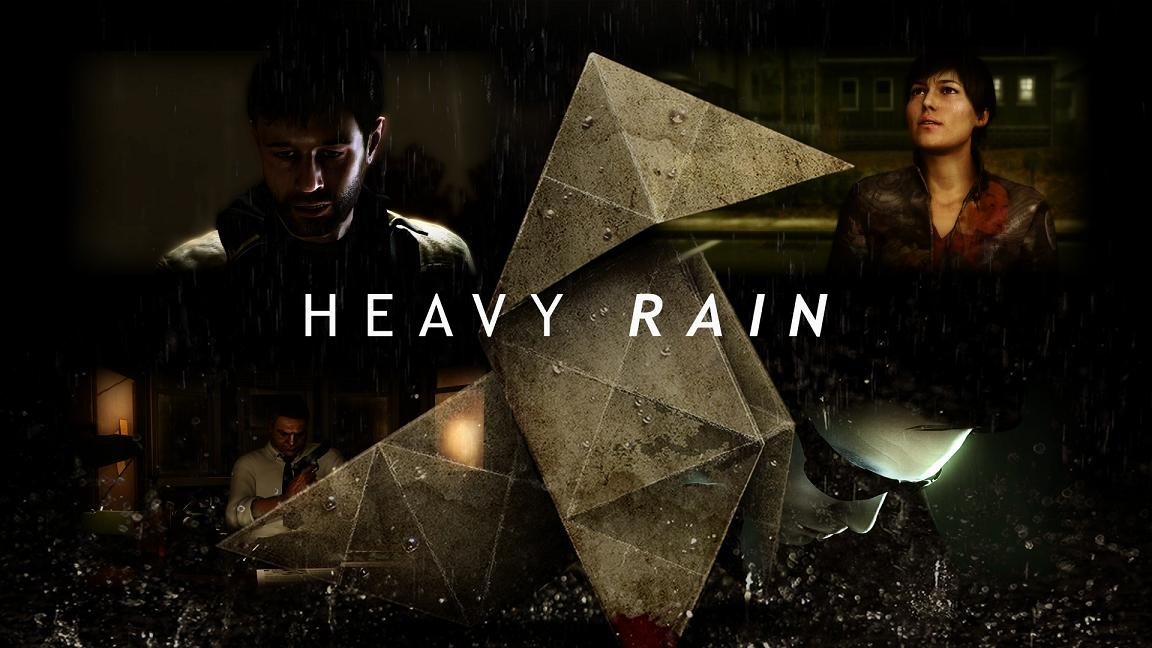 SONY PlayStation 4 - The Heavy Rain & BEYOND: Two Souls Collection