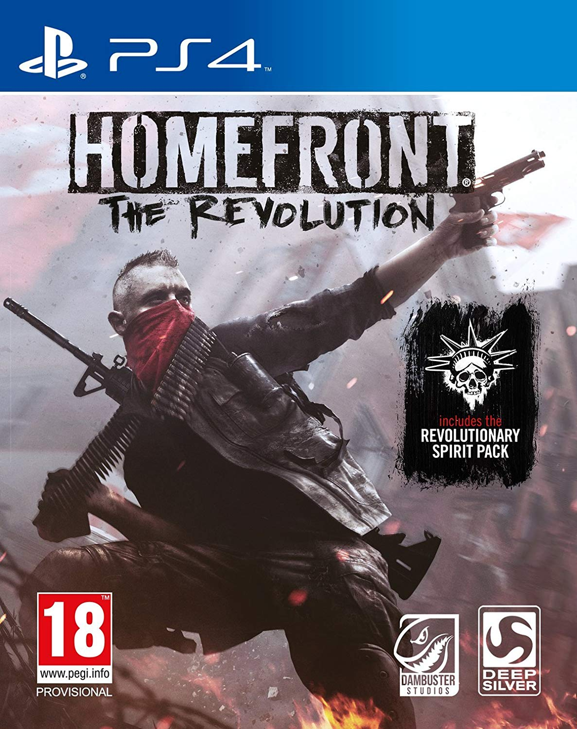HOMEFRONT: THE REVOLUTION (Day One Edition) - PS4