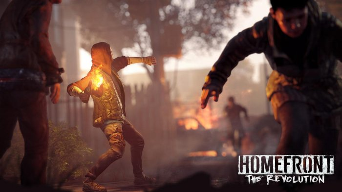 detail Homefront: The Revolution (Day One Edition) - PS4
