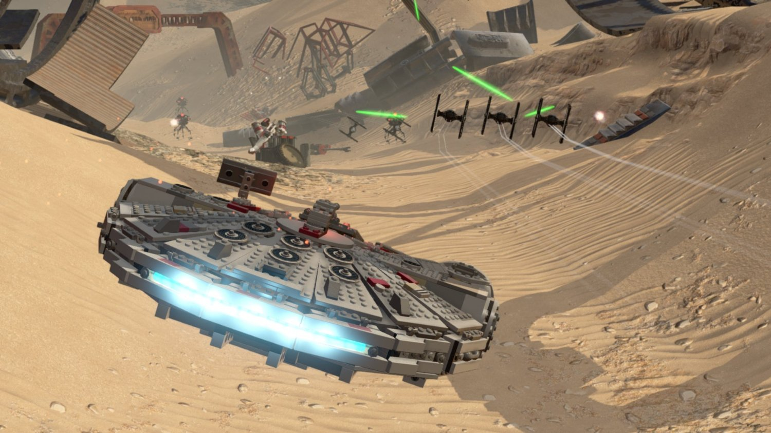 Lego Star Wars: The Force Awakens pro PS4