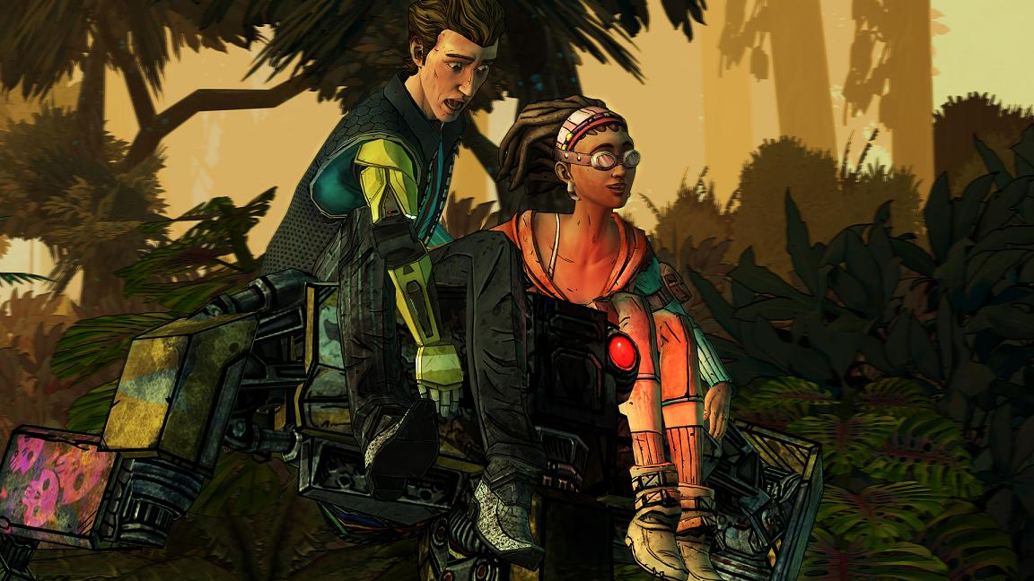 Tales from the Borderlands: A Telltale Games Series pro PS4