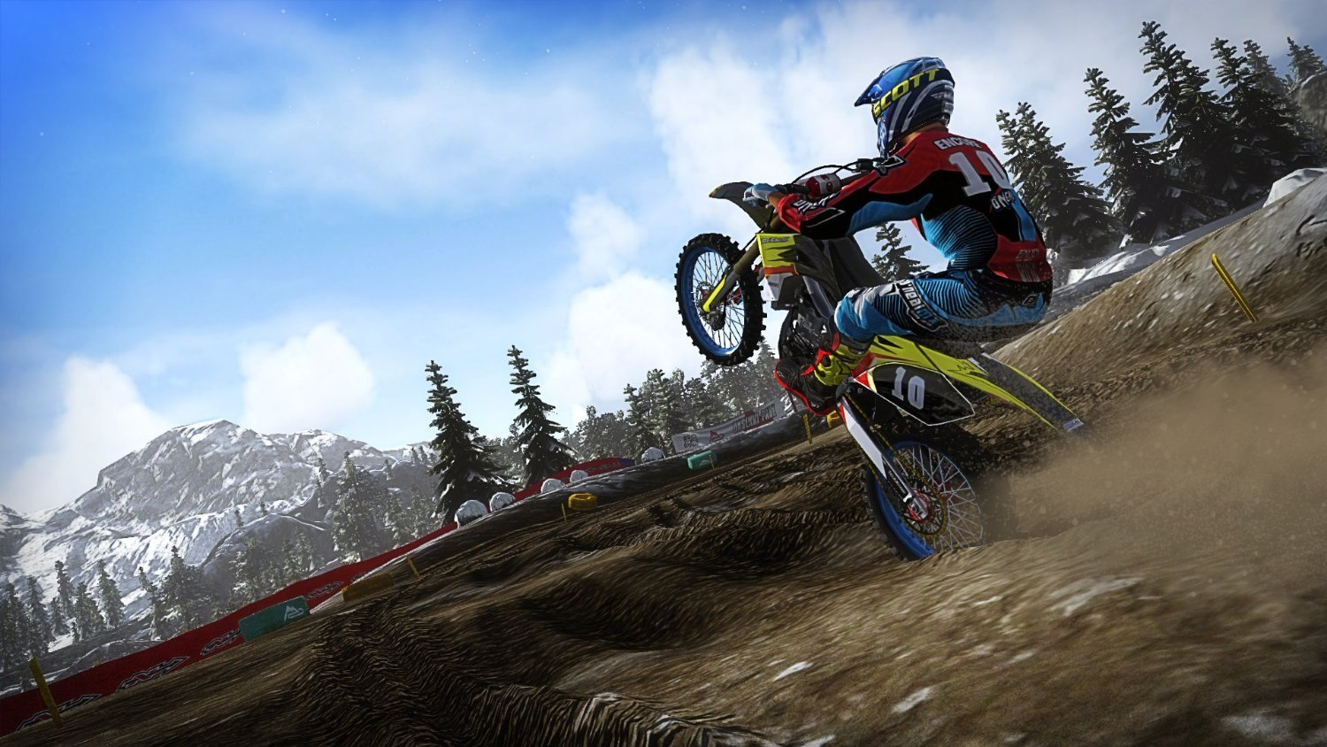 SONY PlayStation 4 - MX Vs ATV Supercross Encore EDITION