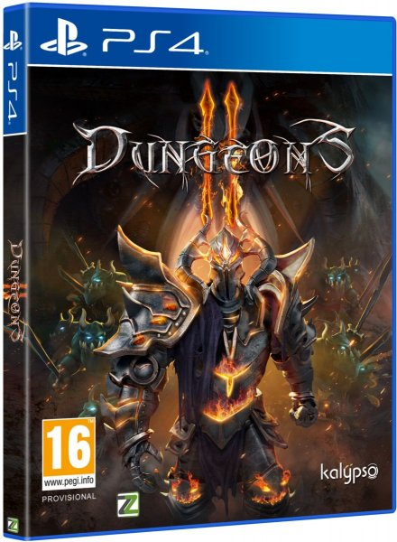 detail Dungeons 2 - PS4