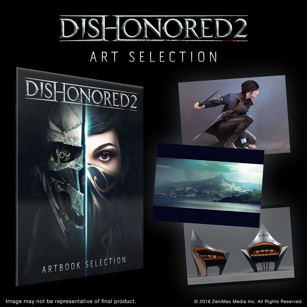 SONY PlayStation 4 - Dishonored 2