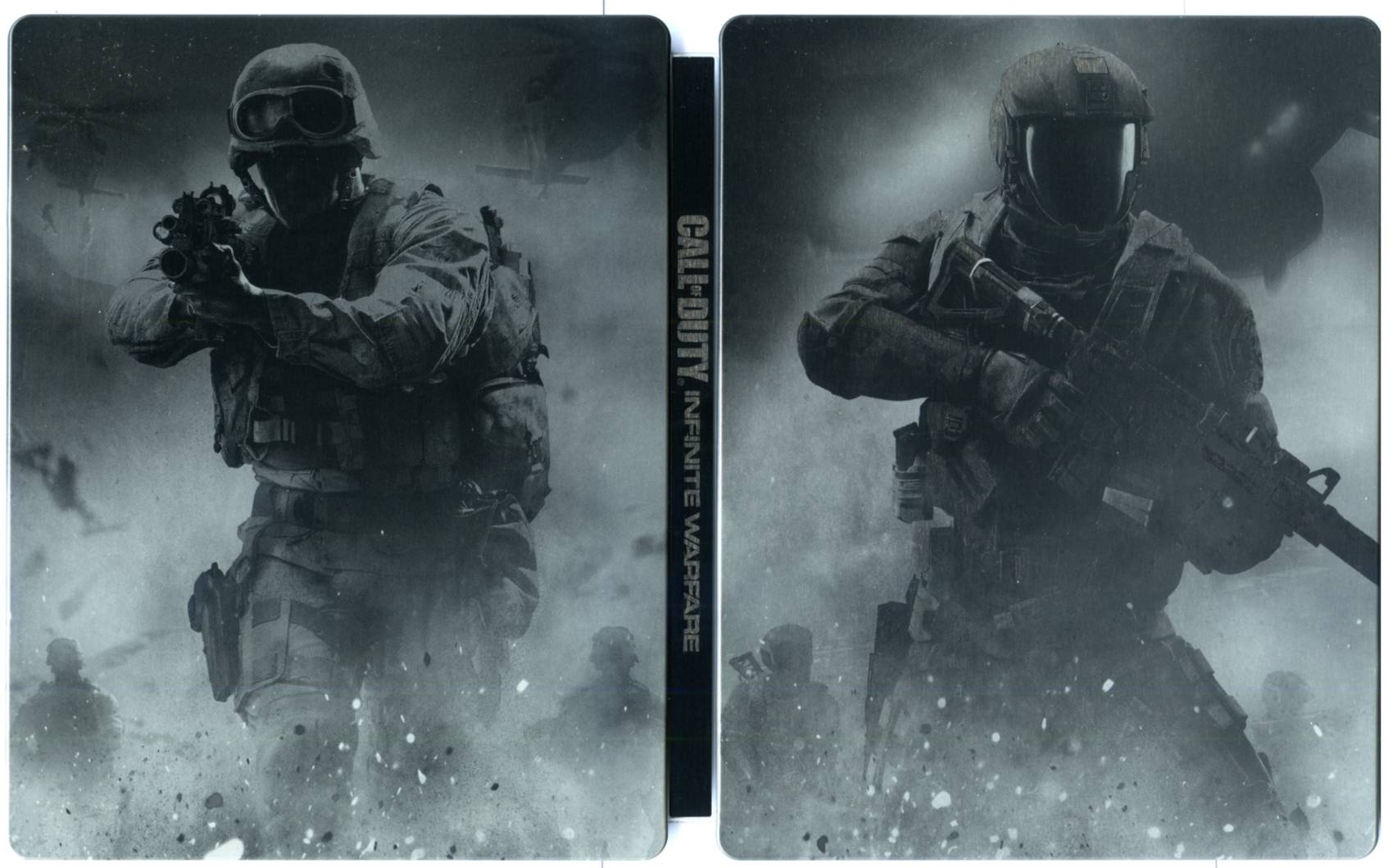 CALL OF DUTY: Infinite Warfare + Modern Warfare Remastered (LEGACY EDITION) - PS