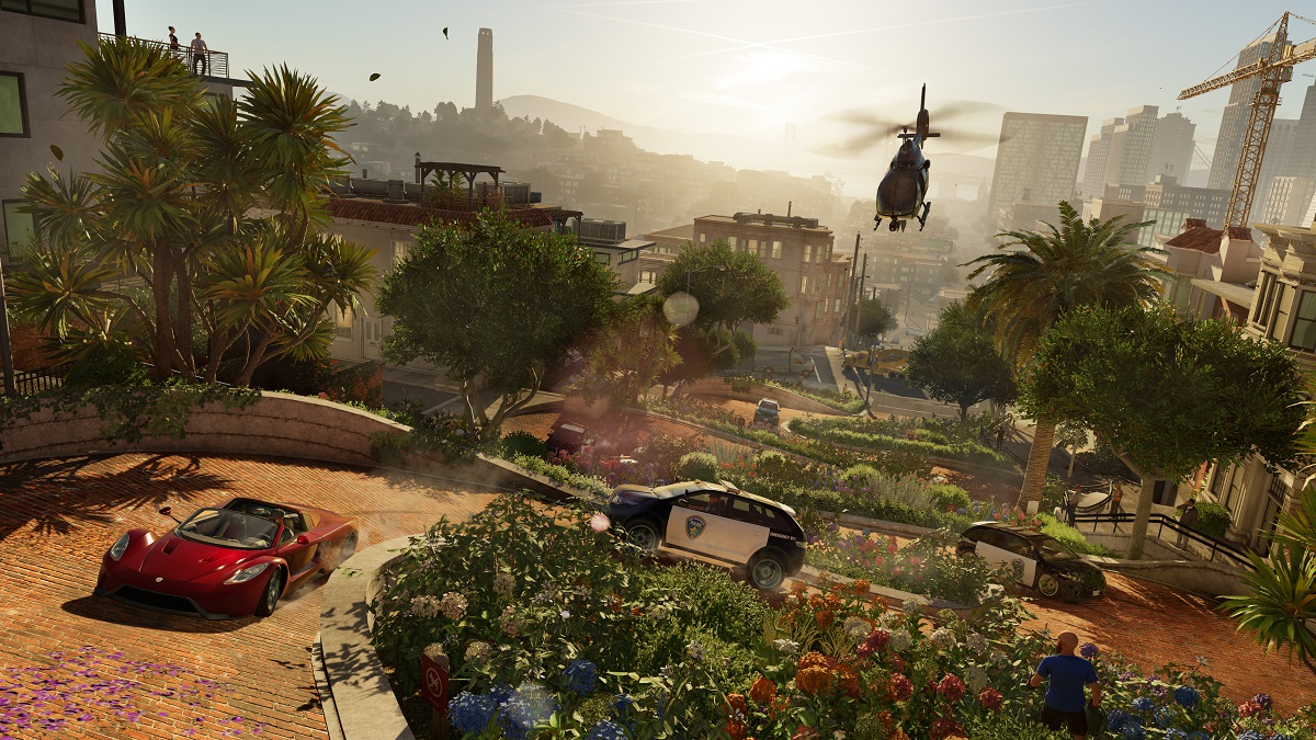 SONY PlayStation 4 - Watch Dogs 2