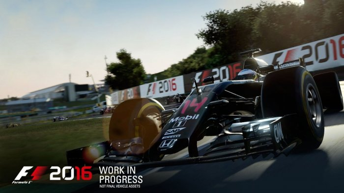 detail F1 2016 Limited Edition - PS4