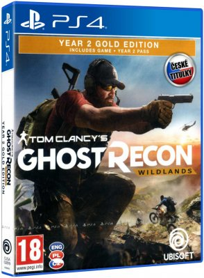 Tom Clancy's Ghost Recon: Wildlands Gold Y2 CZ - PS4