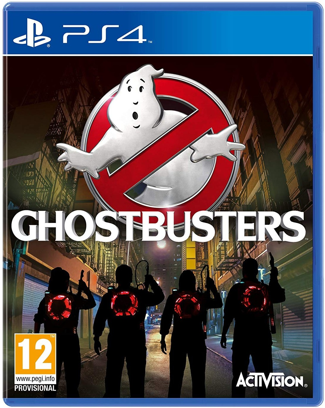 GHOSTBUSTERS - PS4