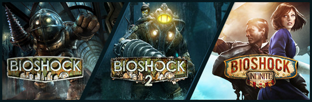 SONY PlayStation 4 - Bioshock Collection
