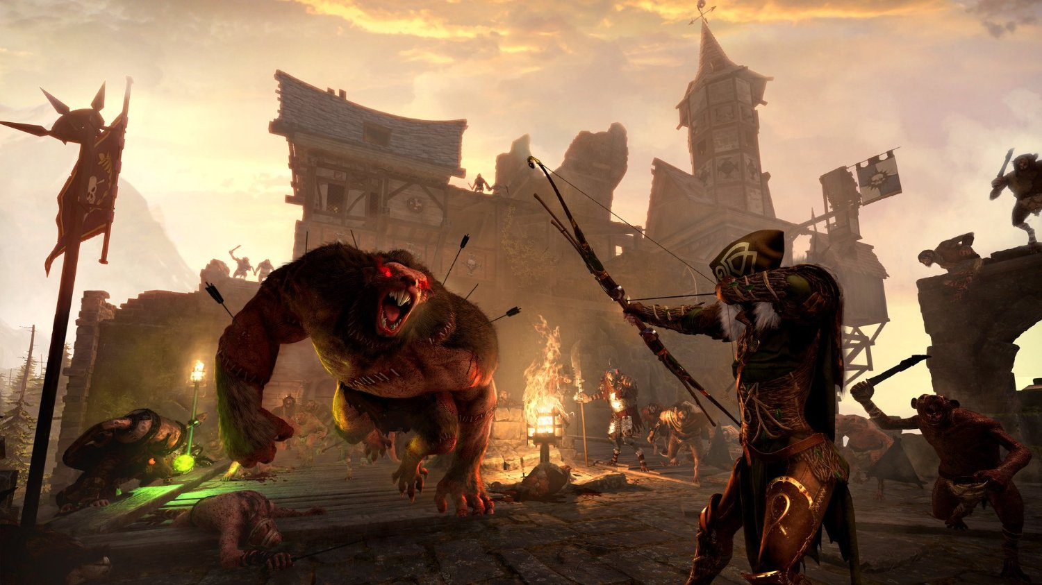 SONY PlayStation 4 - Warhammer: End Times - Vermintide