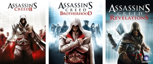 SONY PlayStation 4 - Assassin's Creed The Ezio Collection