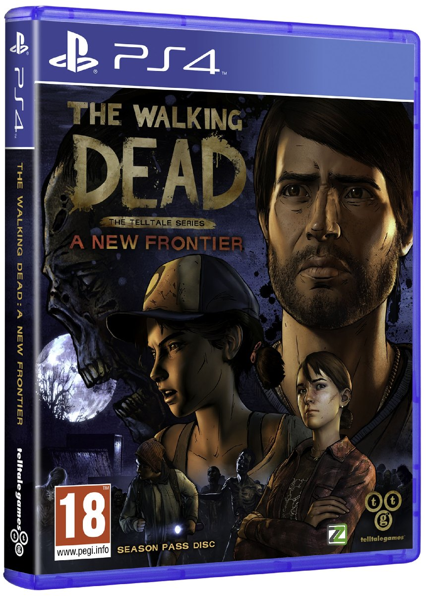 THE WALKING DEAD: THE TELLTALE SERIES – A NEW FRONTIER (SEASON 3) - PS4