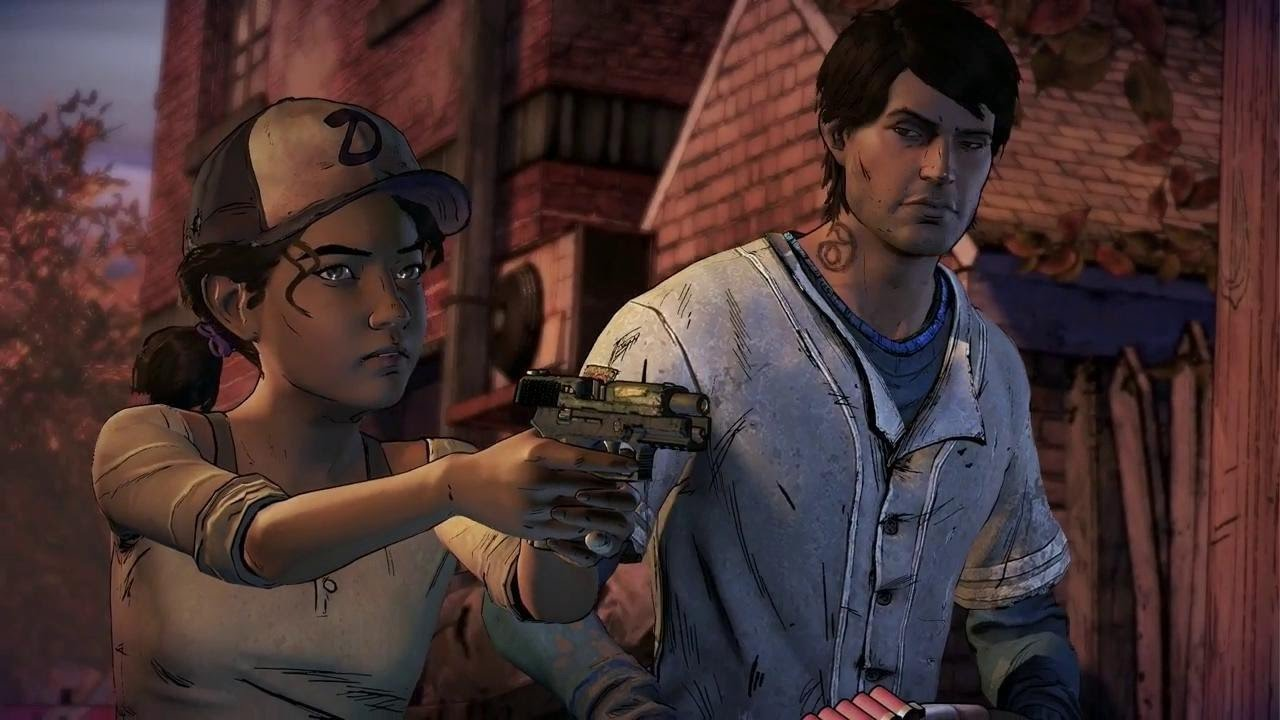 SONY PlayStation 4 - The Walking Dead: The Telltale Series – A New Frontier