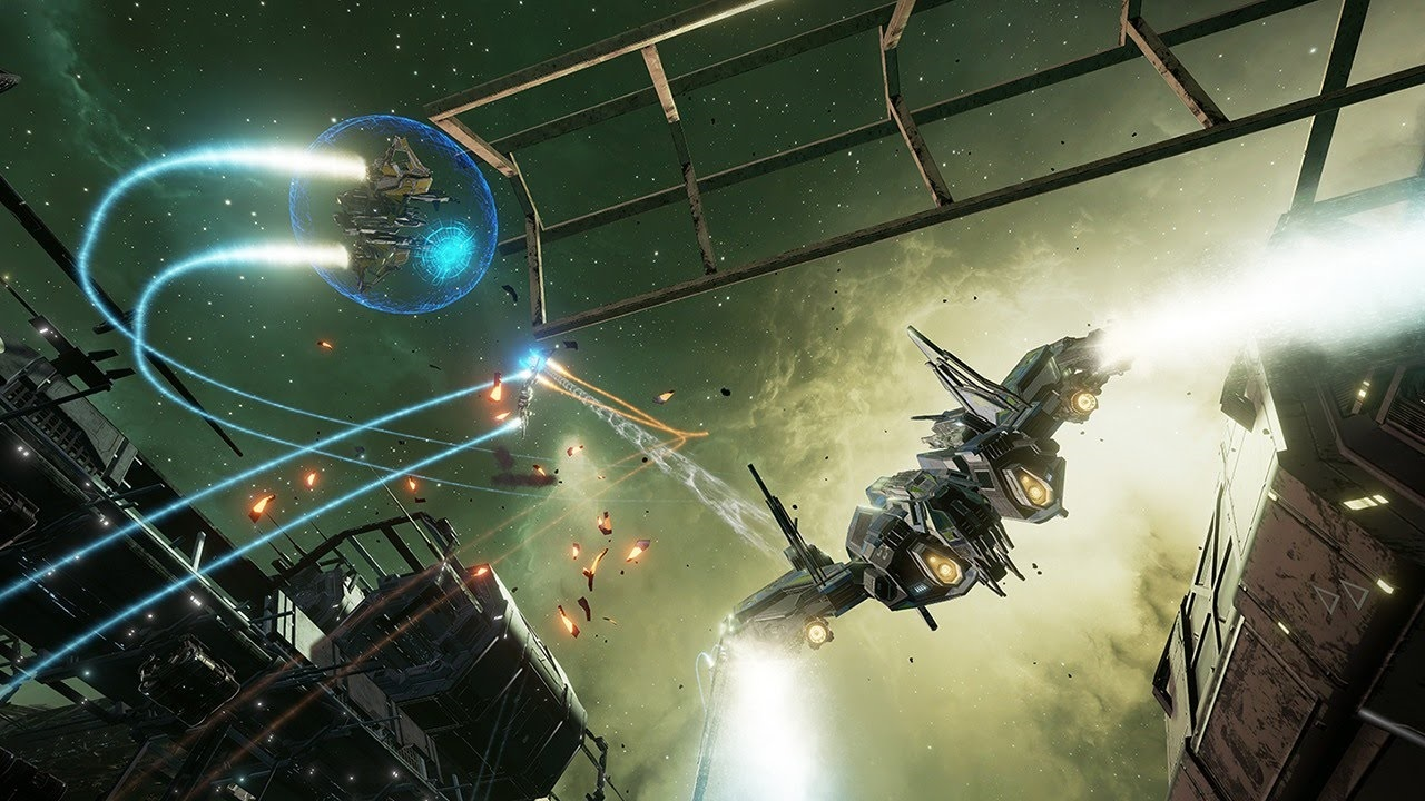 SONY PlayStation 4 - Eve: Valkyrie