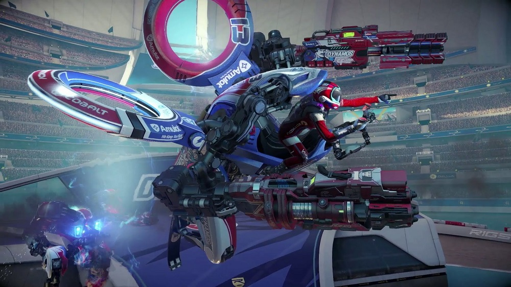 SONY PlayStation 4 - RIGS Mechanized Combat League