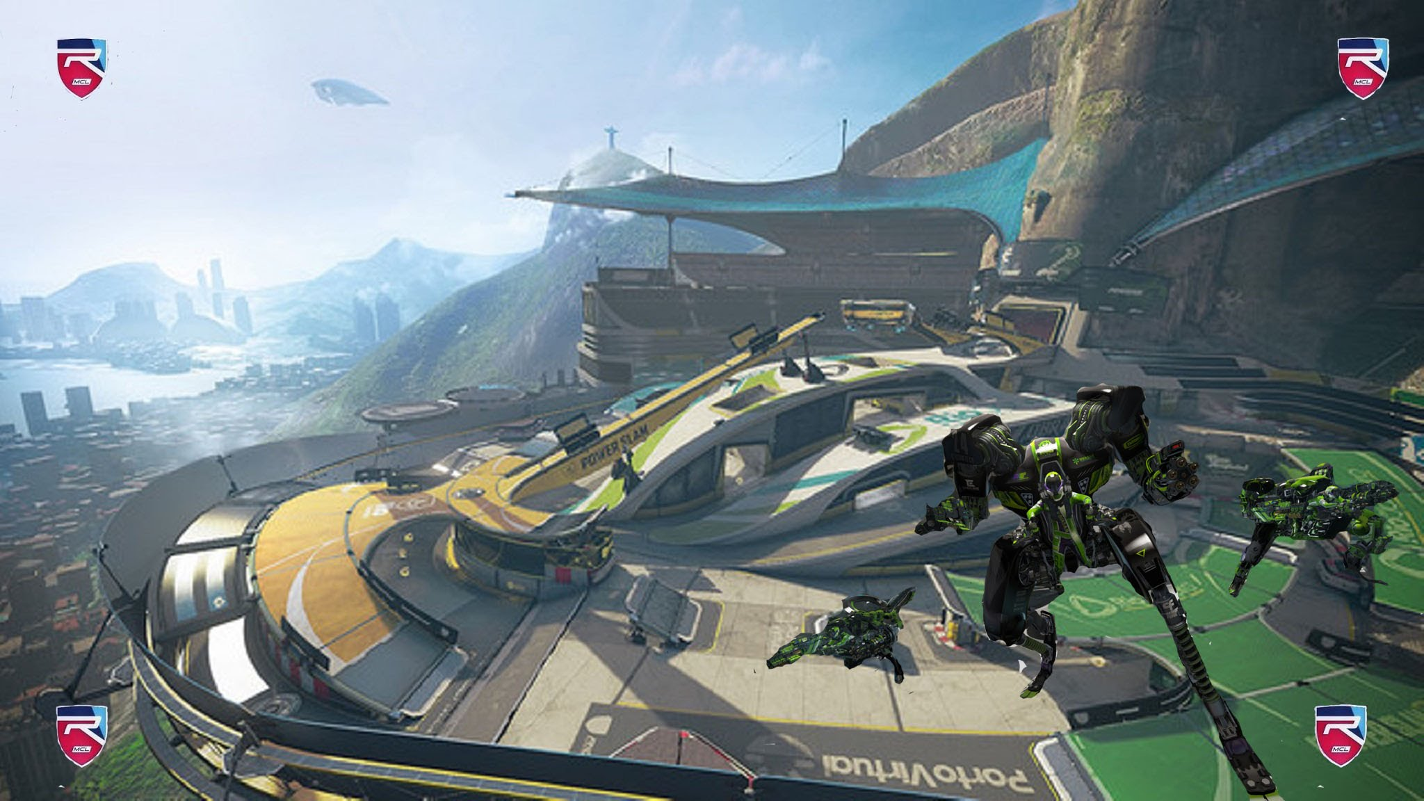 RIGS Mechanized Combat League pro PS4