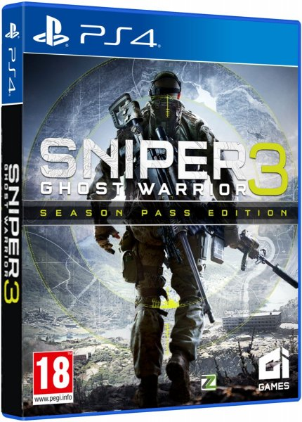 detail Sniper: Ghost Warrior 3 (Season Pass Edition) - PS4