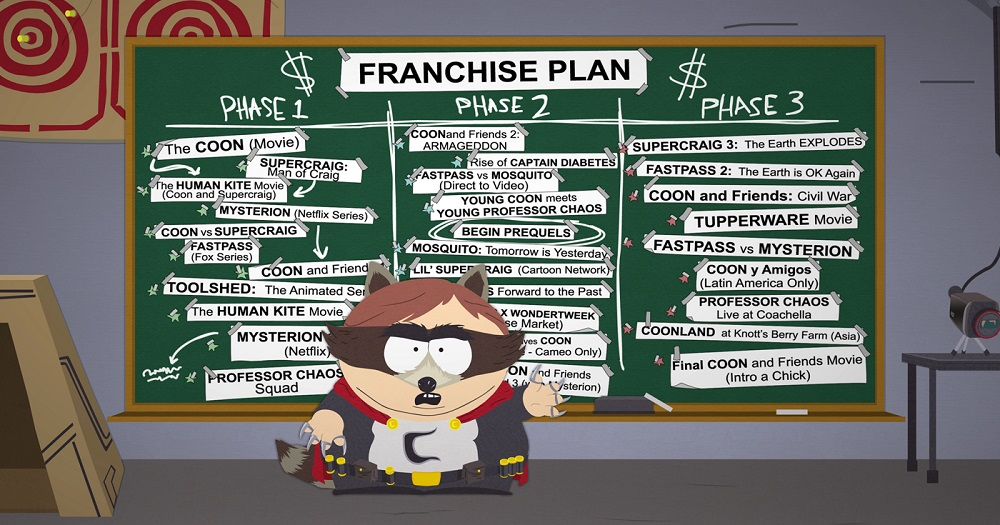 SOUTH PARK: The Fractured But Whole pro PS4