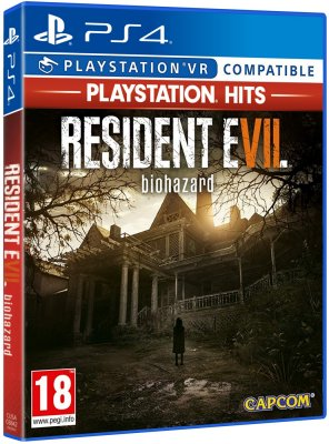 Resident Evil 7: Biohazard PLAYSTATION HITS - PS4