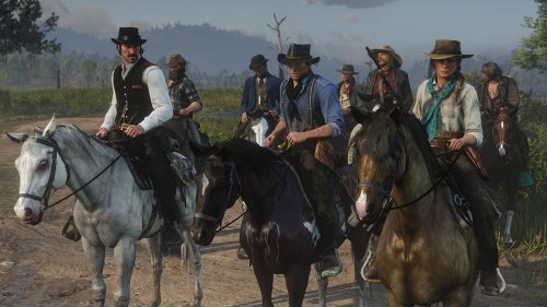Red Dead Redemption 2 pro Playstation 4