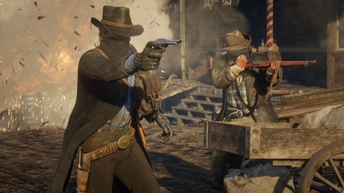 Red Dead Redemption 2 pro PS4