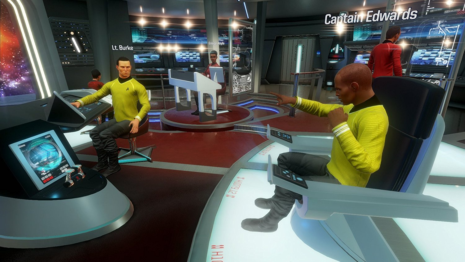 SONY PlayStation 4 - STAR TREK: BRIDGE CREW