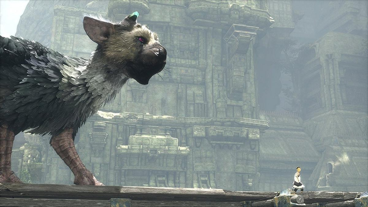 The Last Guardian pro PS4