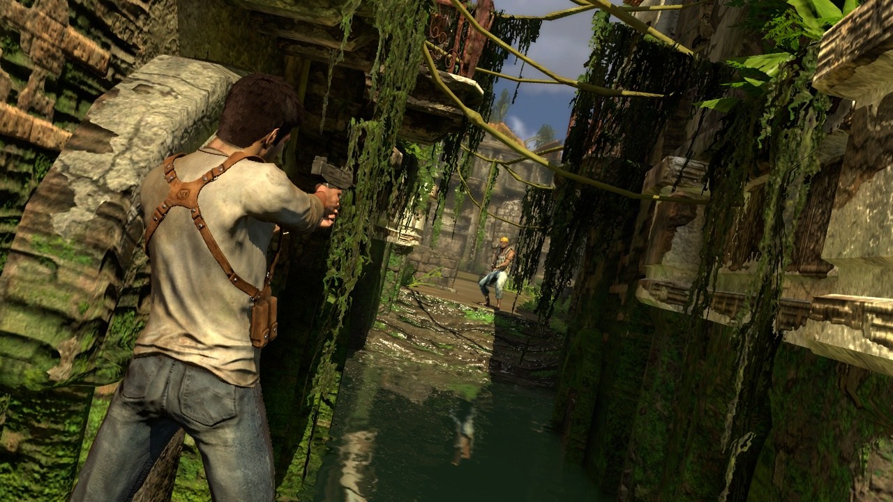 Uncharted: Drake's Fortune REMASTERED pro PS4