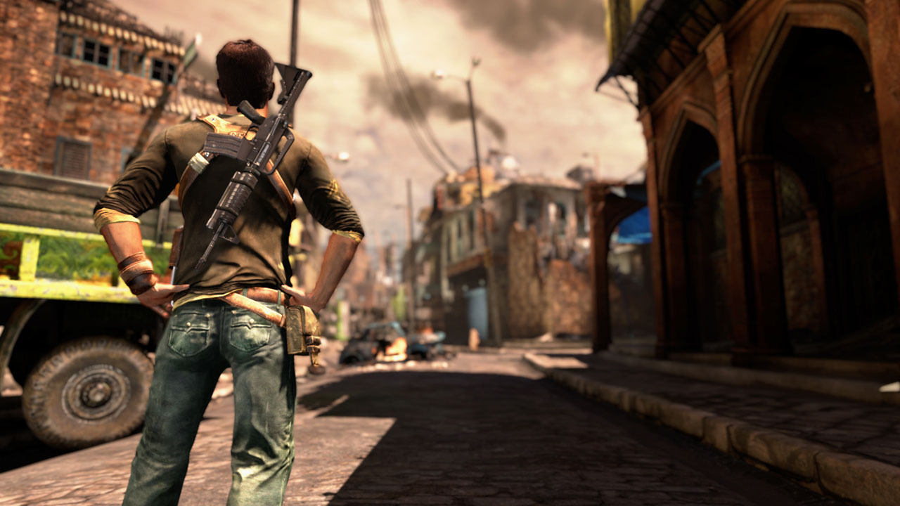 SONY PlayStation 4 - Uncharted 2: Among Thieves REMASTERED
