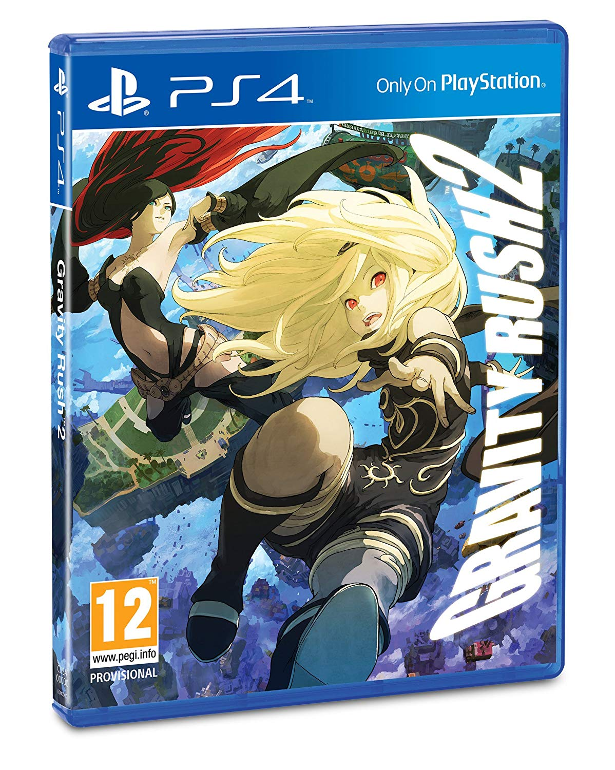 GRAVITY RUSH 2 -PS4