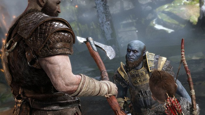 detail God of War (Playstation Hits) - PS4