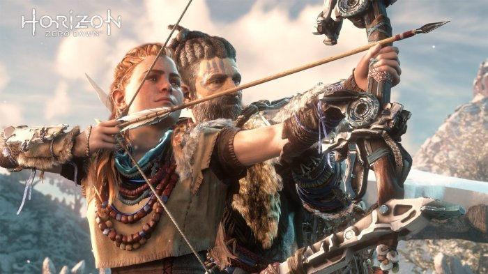 detail HORIZON: Zero Dawn - PS4