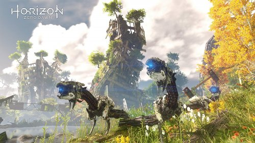 Horizon: Zero Dawn pro PS4
