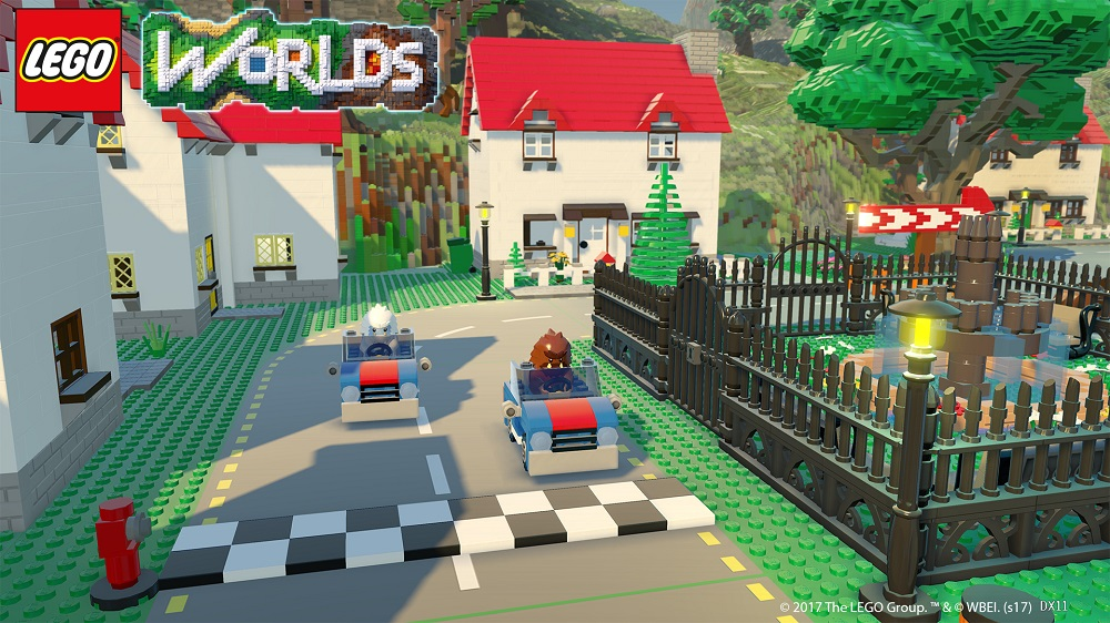 SONY PlayStation 4 - LEGO Worlds