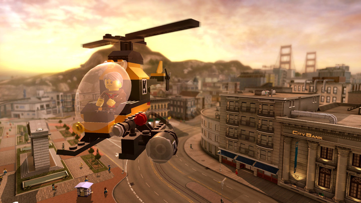 LEGO City: Undercover pro PS4